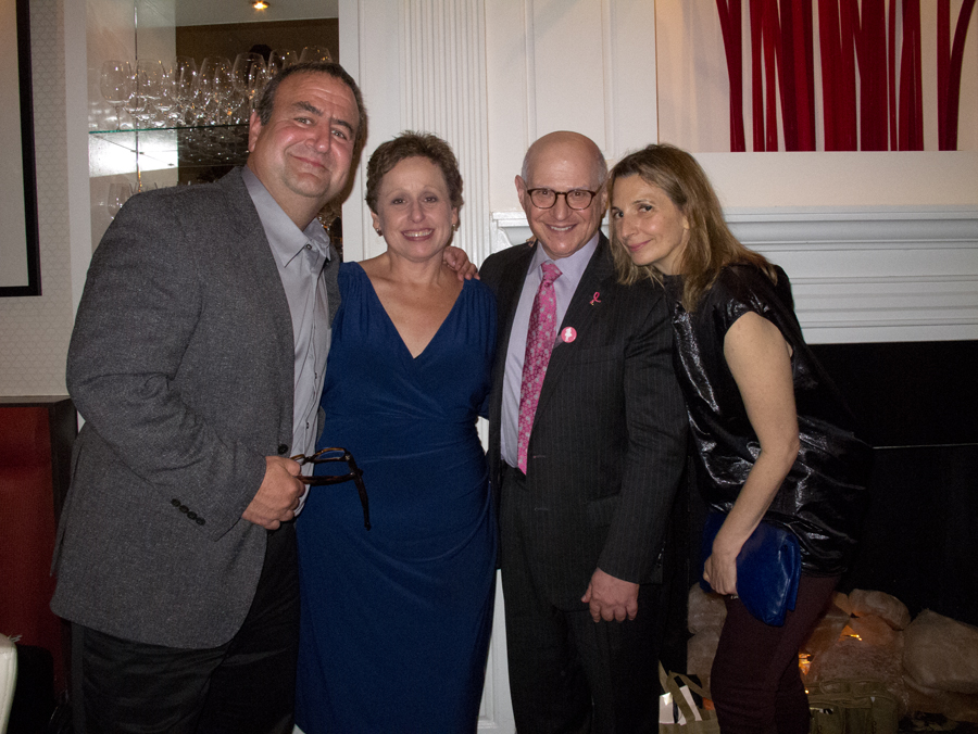 The Careys, Dr. Norton and Marisa Acocella Marchetto